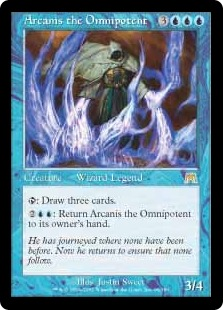 Arcanis the Omnipotent ONS