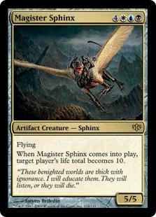 Magister Sphinx CON