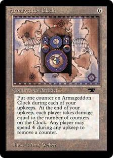 Armageddon Clock ATQ