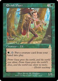 Elvish Piper CG