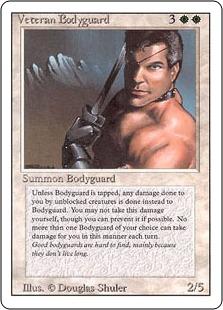 Veteran Bodyguard 3E