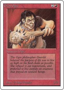 Gray Ogre 2U