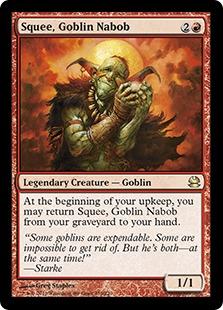 Squee, Goblin Nabob MMA