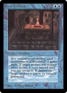 Steal Artifact 2E