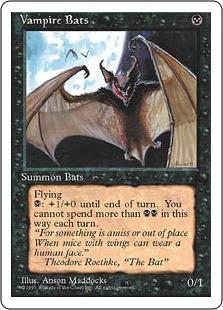 Vampire Bats 4E