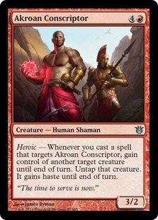 Akroan Conscriptor BNG