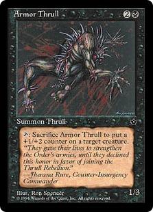 Armor Thrull FEM 4