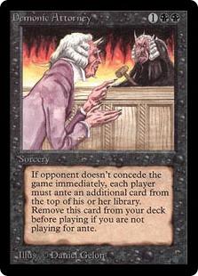 Demonic Attorney 2E