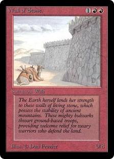 Wall of Stone 2E
