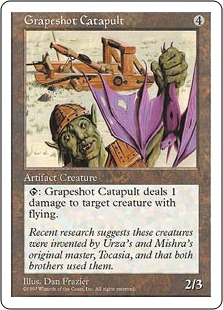 Grapeshot Catapult 5E