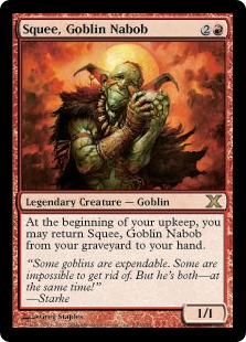 Squee, Goblin Nabob 10E