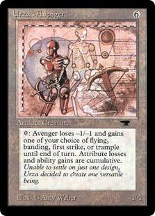 Urza's Avenger AQ