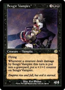 Sengir Vampire TOR