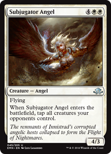 Subjugator Angel EMN