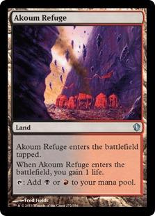 Akoum Refuge C13