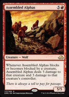 Assembled Alphas EMN