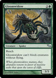 Gloomwidow SHM