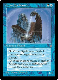 Zuran Spellcaster IA