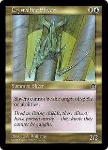 Crystalline Sliver STH