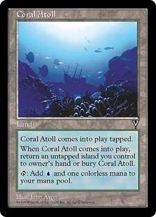 Coral Atoll VI