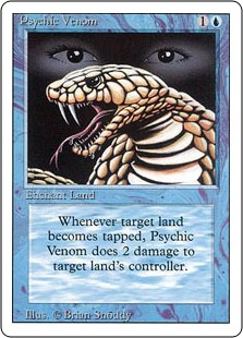 Psychic Venom 3E