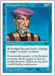Prodigal Sorcerer 5E