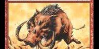 Vulshok War Boar