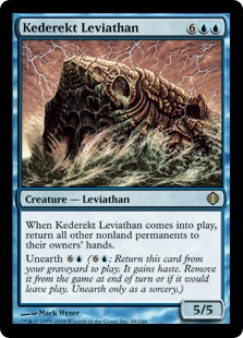 Kederekt Leviathan ALA