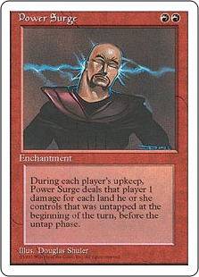 Power Surge 4E