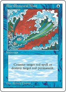 Blue Elemental Blast 4E