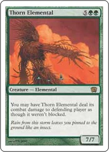 Thorn Elemental 8ED