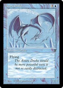 Azure Drake Leg