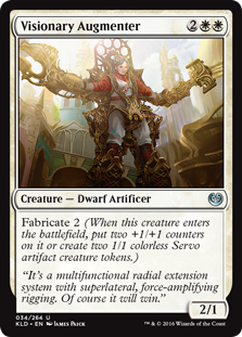 Visionary Augmenter KLD