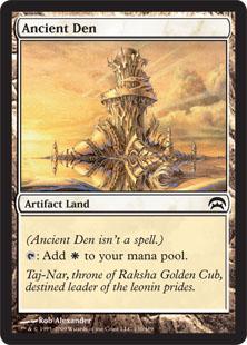 Ancient Den HOP