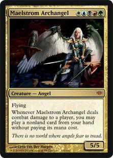 Maelstrom Archangel CON