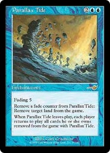 Parallax Tide NEM