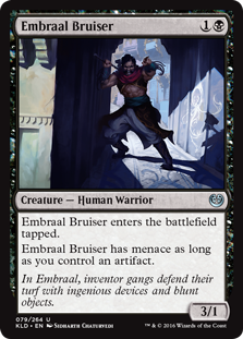 Embraal Bruiser KLD
