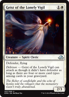 Geist of the Lonely Vigil EMN
