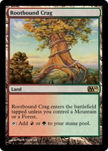 Rootbound Crag M10