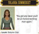 Yolanda Summerset