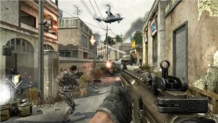Modern warfare fight2