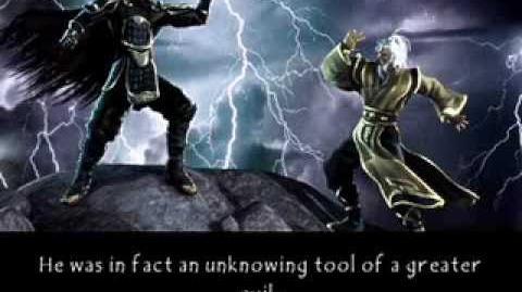 Raiden kills Jinko