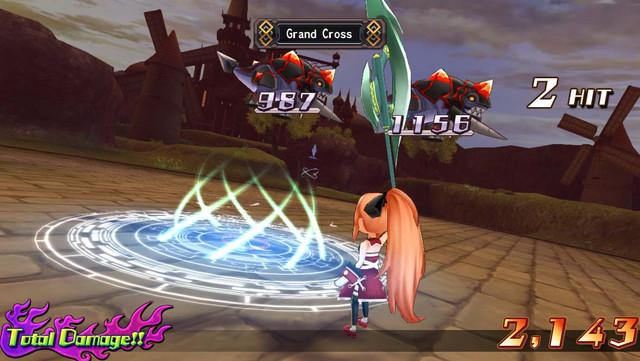 Mugen Souls Ps3 Mugen Souls Z's Battle System