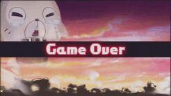 Mugen Souls game over screen