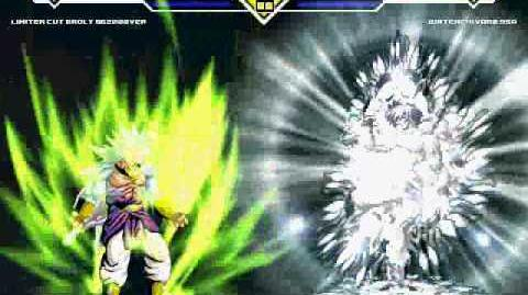 AK69 Mugen Special - Limiter Cut Broly β×62000ver