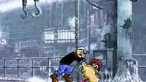 D N Mugen Popeye Survivor