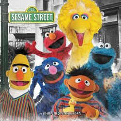 SesameStreet-WallCalendar-2016-front