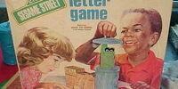 Sesame Street Letter Game