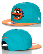 New era 2011 cap animal blue