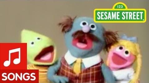 Sesame Street Father's Song